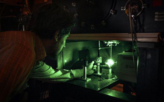 Laboratorio de Fluidodinámica Molecular del Consejo Superior de Investigaciones Cientficas (CSIC).