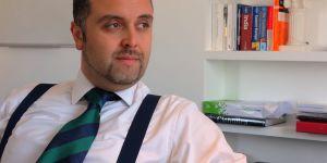 Manuel Fuertes, responsable de la oficina ISIS de Oxford en Madrid.