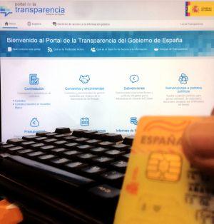 Portal de la Transparencia del Gobierno de España.