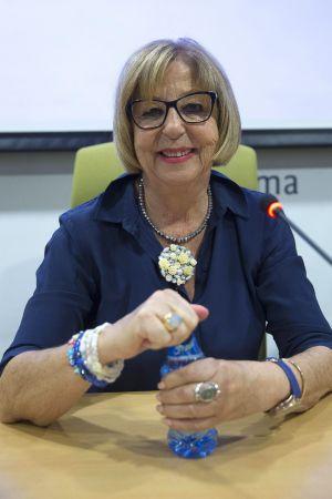 La consejera de Educación de la Junta de Andalucía, Adelaida de la Calle.