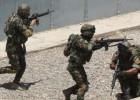 La primera brigada iraquí contra el EI adiestrada por el Ejército español
