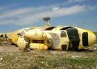 El misterio de los helicópteros abandonados