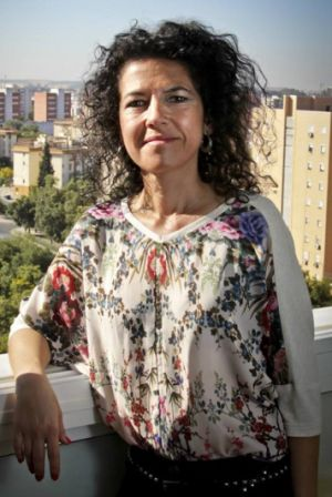 Una defensora de los derechos humanos, senadora de Podemos