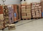 Intervenidas 48 toneladas de hachís en el Puerto de Algeciras