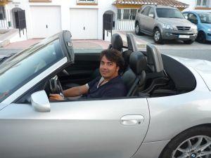 El promotor de Unetenet, José Manuel Ramírez Marco, en una imagen de archivo.