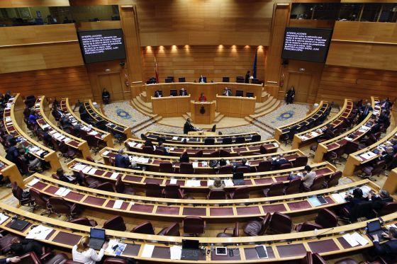 El PP admite una reforma limitada de la Constitución para el Senado