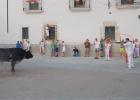 La Guardia Civil aplica la 'ley mordaza' a un festejo taurino