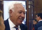 Margallo critica a la policía gala por no evitar el boicot a los camiones