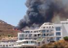 Detenida una vecina de Mijas por provocar siete incendios