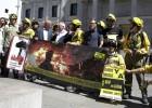 Estancadas las negociaciones con los brigadistas antiincendios