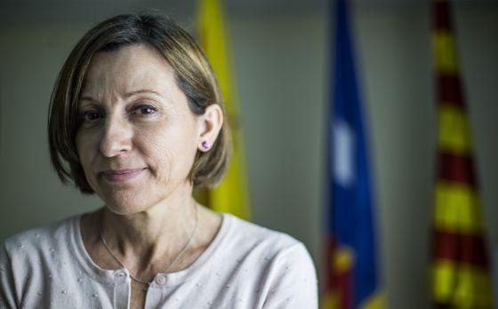 Carme Forcadell sobre las elecciones Catalanas