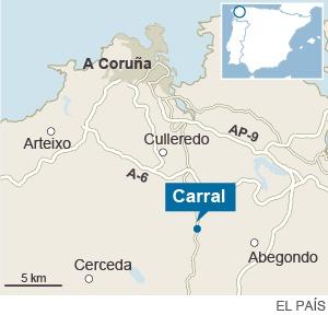 Carral - A Coruña
