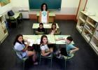 La escuela abre para los seis niños de Puente de Vadillos