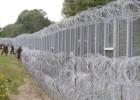 La valla de concertinas en Hungría, negocio de una empresa malagueña
