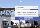 Hallado un recién nacido muerto en un vertedero de Zaragoza