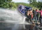Los abogados elevan una queja contra Hungría por los asilados