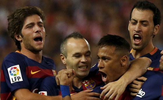 El Barça no jugará en la Liga si Cataluña se declara independiente