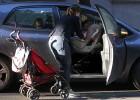 Asiento delantero del coche, terreno vedado para los niños