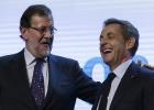 El PP tira de la bandera de España para frenar a los soberanistas