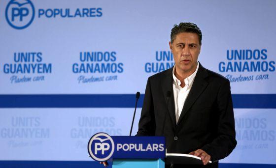Elecciones Catalanas 2015: Xavier Garcia Albiol