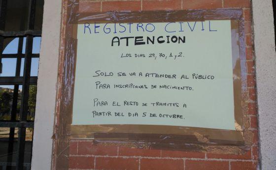 Funcionarios el registro de aranjuez solo inscribir for Oficina de empleo aranjuez
