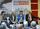 Baltasar Garzón y Llamazares piden una lista que no lidere Podemos