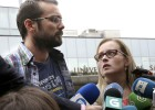 Los padres de la niña Andrea y los médicos acuden ante el juez