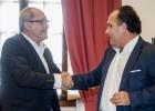 El PSOE y Ciudadanos acuerdan los presupuestos andaluces
