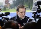 """Rajoy: """"Amenazar a los tribunales con manifestaciones es inaceptable"""""""