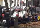 Liberados los tres diputados de Podemos retenidos en Bruselas