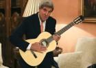 Kerry inicia una visita a España tras el acuerdo para la base de Morón