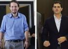 Iglesias y Rivera se enzarzan por la edad de jubilación