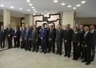 Urkullu reclama fueros y pactos ante 17 presidentes de los jueces