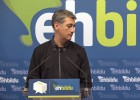 Geroa Bai, EH Bildu, IU y Podemos se presentarán juntos al Senado