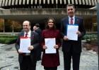 Ciudadanos y el PP piden la suspensión cautelar del pleno
