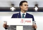 Sánchez respalda a Rajoy para que haga cumplir la ley