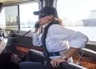 La primera 'lady pilot' de España