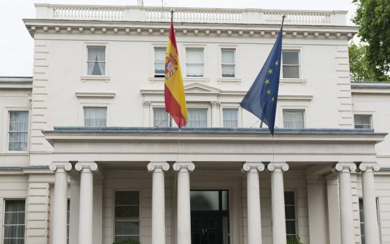 Londres el tribunal de cuentas investiga una malversaci n - Embaja de espana ...