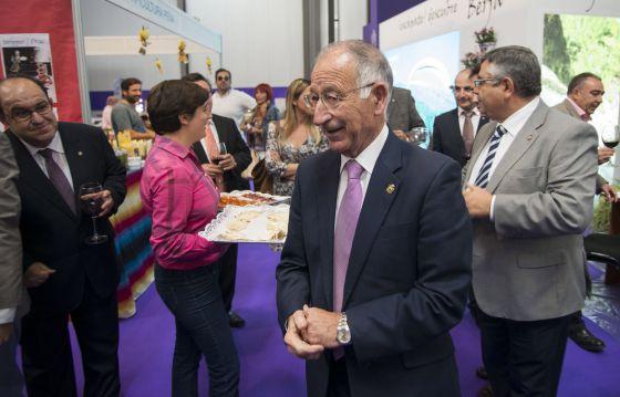 Gabriel Amat, presidente de la Diputación de Almería