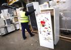 Condenado un empresario que trituró 450.000 frigoríficos