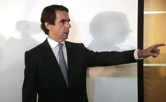 José Maríaa Aznar