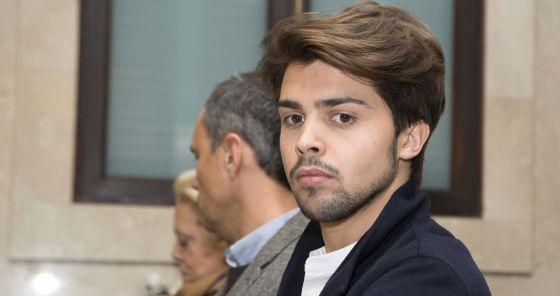 Luisito, el joven que estafó a un matrimonio 38 millones de euros