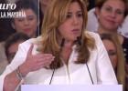 "Díaz: ""Los socialistas andaluces llevaremos a Sánchez a La Moncloa"""
