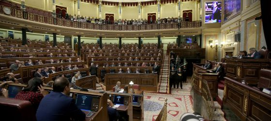 Último pleno de esta legislatura en el Congreso