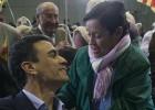 """Sánchez: """"¡Rivera es del PP!"""""""