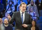 """Rajoy: """"Sería muy fuerte un tripartito PSOE-Ciudadanos-Podemos"""""""