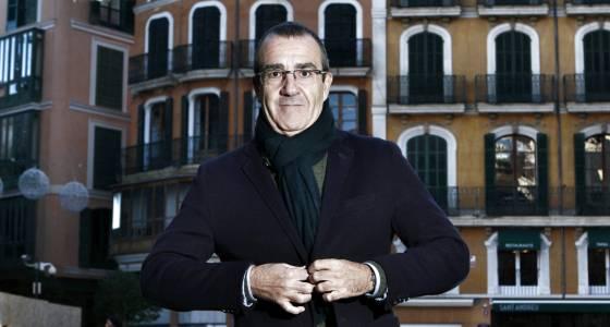 El cabeza de lista de Podemos por Baleares, el juez en excedencia Juan Pedro Yllanes.