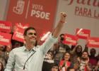 El PSOE promete pactar con Bruselas nuevos Presupuestos