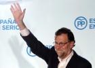 """Rajoy: """"Voy a intentar formar Gobierno, España lo necesita"""""""