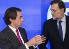 Aznar reaparece para exigir un congreso popular más abierto